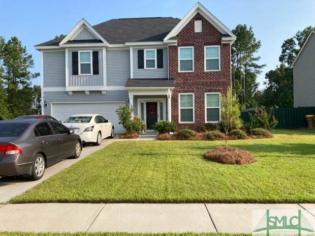 1944 Castleoak Drive, Richmond Hill, GA 31324 (MLS #257844) :: Coldwell Banker Access Realty