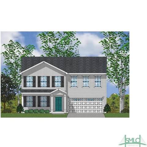 40 Easy Street, Guyton, GA 31312 (MLS #257849) :: The Allen Real Estate Group