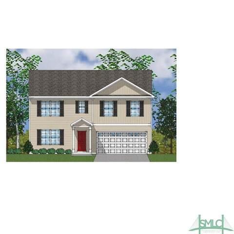 227 Caroline Way, Guyton, GA 31312 (MLS #257851) :: Keller Williams Realty Coastal Area Partners