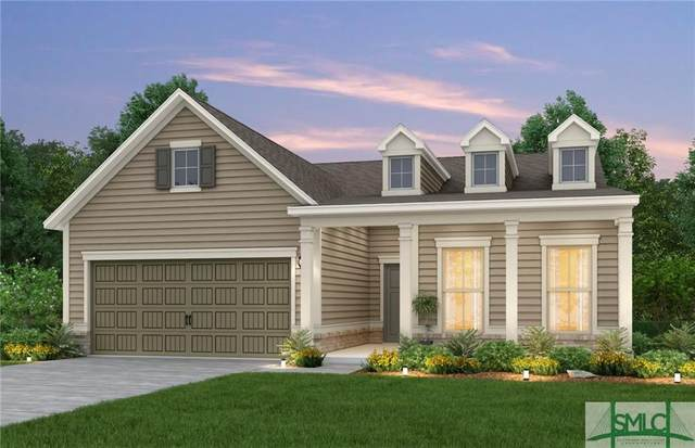 117 Harvest Hill Road, Pooler, GA 31322 (MLS #257852) :: Coldwell Banker Access Realty