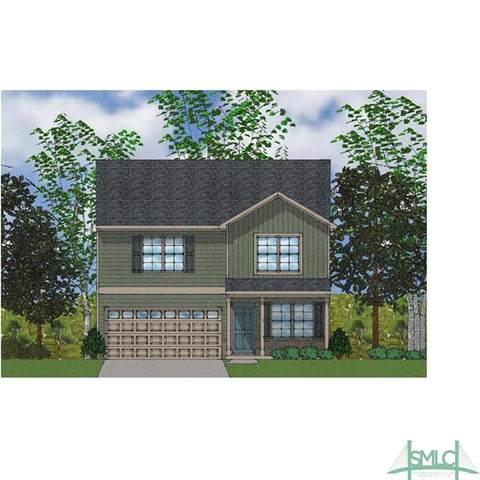 233 Caroline Way, Guyton, GA 31312 (MLS #257855) :: Keller Williams Realty Coastal Area Partners