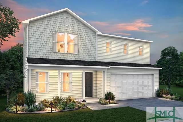20 Fish Tail Drive, Midway, GA 31320 (MLS #257857) :: Keller Williams Realty Coastal Area Partners