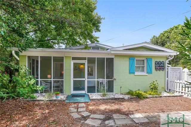 401 Jones Avenue, Tybee Island, GA 31328 (MLS #257859) :: Luxe Real Estate Services