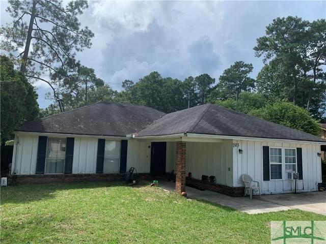 1503 Stillwood Drive, Savannah, GA 31419 (MLS #257862) :: Coldwell Banker Access Realty