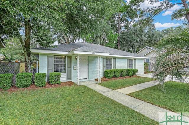 1508 E 51st Street, Savannah, GA 31404 (MLS #257868) :: Statesboro Real Estate