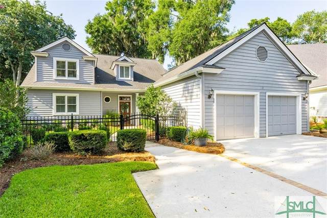 9 Beck's, Savannah, GA 31411 (MLS #257873) :: Liza DiMarco