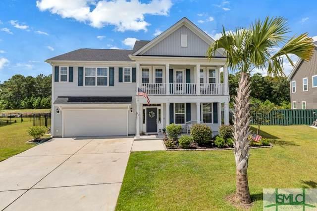 94 Hazen Drive, Richmond Hill, GA 31324 (MLS #257875) :: The Allen Real Estate Group