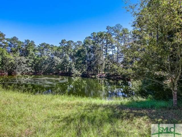 350 Long Pond Road, Rincon, GA 31326 (MLS #257877) :: Keller Williams Coastal Area Partners