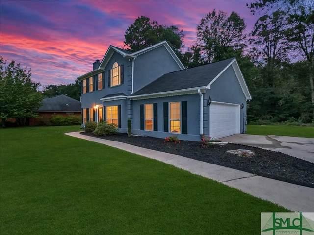 323 S Maple Drive, Hinesville, GA 31313 (MLS #257881) :: Keller Williams Realty Coastal Area Partners
