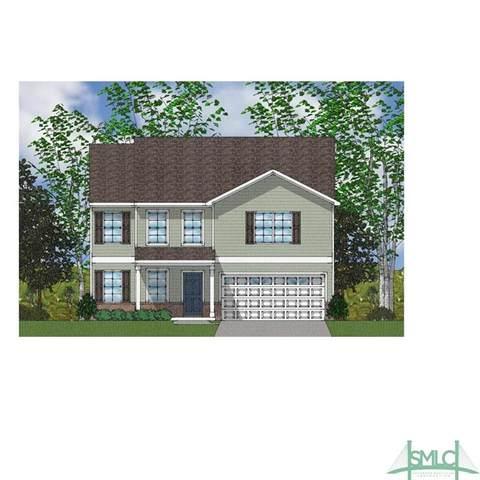 229 Caroline Way, Guyton, GA 31312 (MLS #257882) :: The Allen Real Estate Group