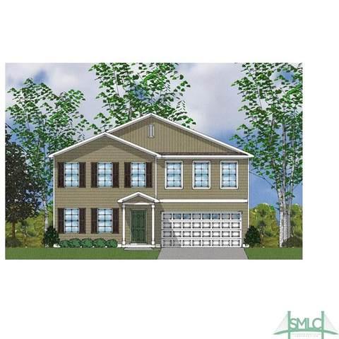 231 Caroline Way, Guyton, GA 31312 (MLS #257883) :: Keller Williams Realty Coastal Area Partners