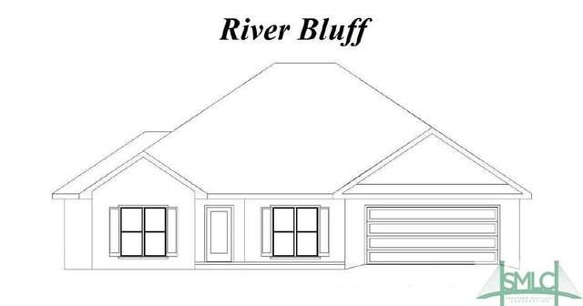 220 Alcovy Circle, Ellabell, GA 31308 (MLS #257884) :: Keller Williams Coastal Area Partners