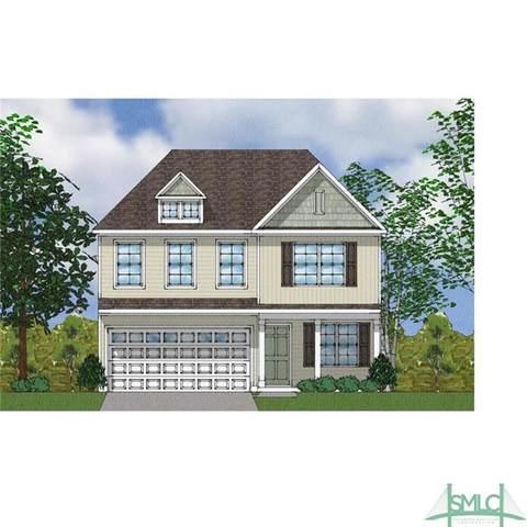 125 Greenbriar Drive, Guyton, GA 31312 (MLS #257888) :: Keller Williams Realty Coastal Area Partners