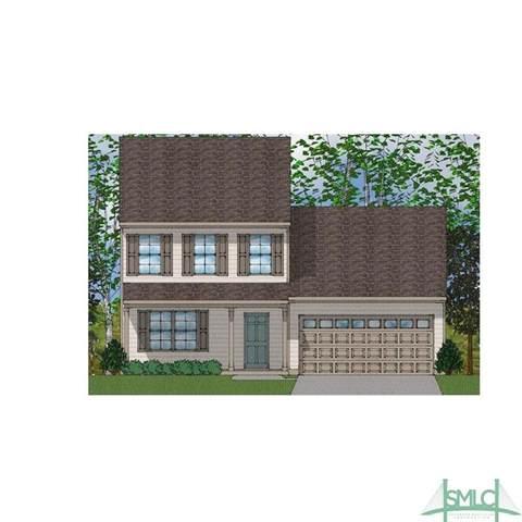 127 Greenbriar Drive, Guyton, GA 31312 (MLS #257893) :: Keller Williams Realty Coastal Area Partners