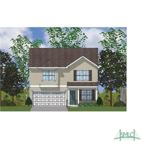 132 Greenbriar Way, Guyton, GA 31312 (MLS #257894) :: Keller Williams Realty Coastal Area Partners