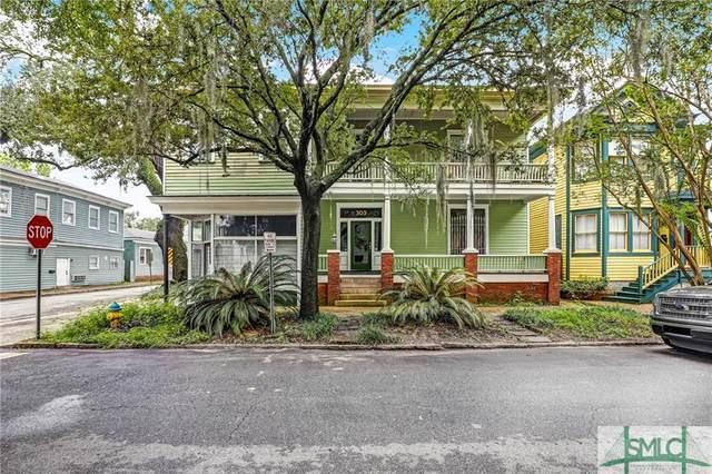 305 W Duffy Street A, Savannah, GA 31401 (MLS #257898) :: Heather Murphy Real Estate Group