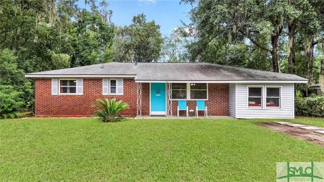 102 Seminole Street, Savannah, GA 31406 (MLS #257904) :: Coldwell Banker Access Realty
