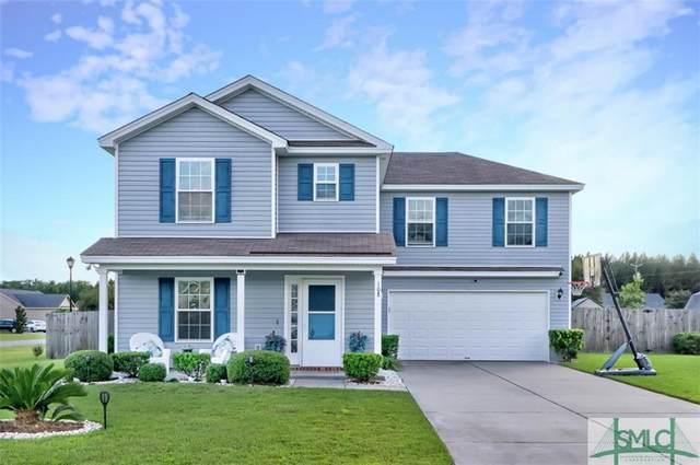 108 Laurel Lane, Guyton, GA 31312 (MLS #257919) :: The Arlow Real Estate Group