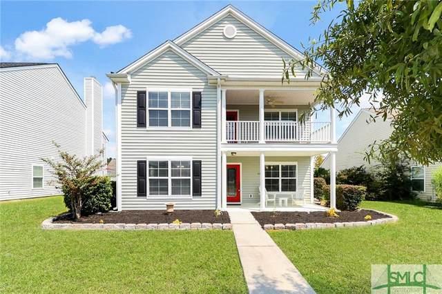 62 Bushwood Drive, Savannah, GA 31407 (MLS #257920) :: The Allen Real Estate Group