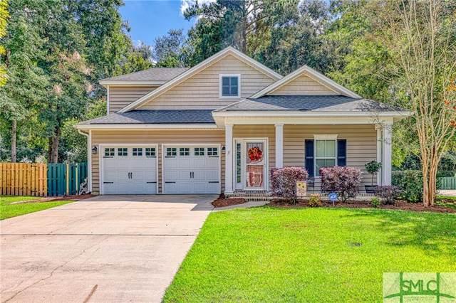 203 Cottonham Court, Richmond Hill, GA 31324 (MLS #257921) :: The Arlow Real Estate Group