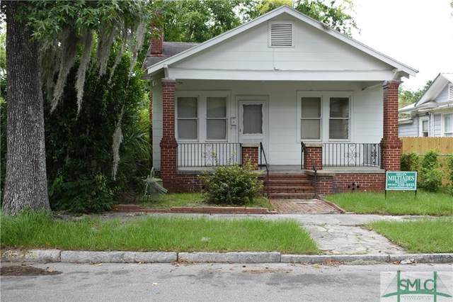 1114 E 41st Street, Savannah, GA 31404 (MLS #257923) :: Heather Murphy Real Estate Group