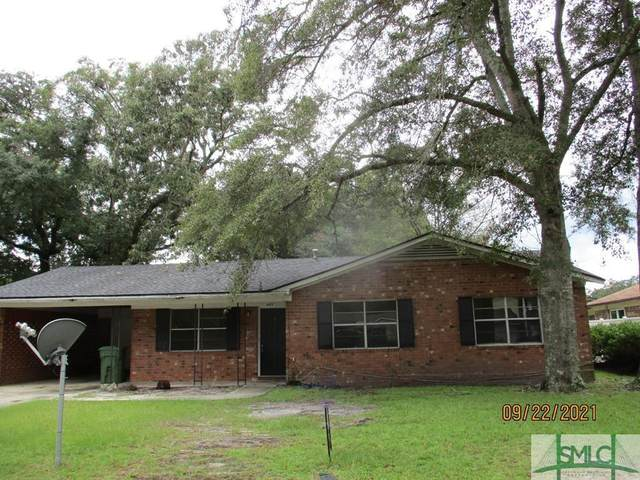 643 Parker Drive, Hinesville, GA 31313 (MLS #257931) :: The Arlow Real Estate Group
