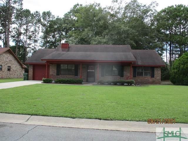 703 Little John Drive, Hinesville, GA 31313 (MLS #257937) :: The Arlow Real Estate Group
