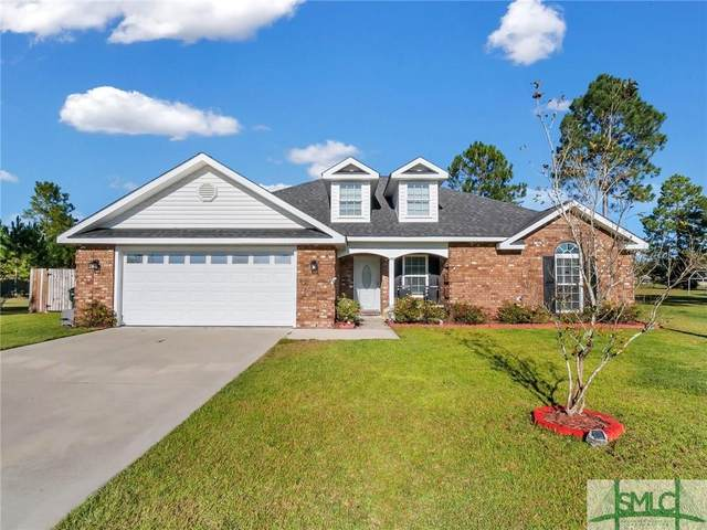 652 Burnt Pines Road NE, Ludowici, GA 31316 (MLS #257939) :: Luxe Real Estate Services