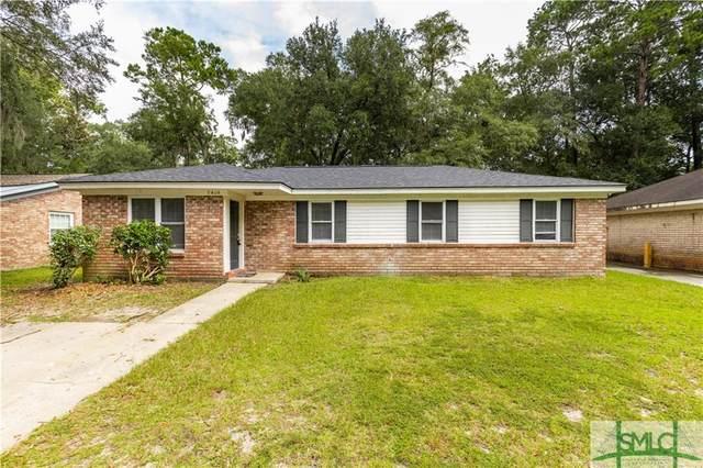 9406 Dunwoody Drive, Savannah, GA 31406 (MLS #257943) :: Keller Williams Coastal Area Partners
