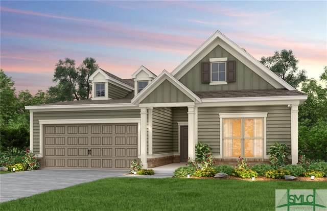 114 Harvest Hill Road, Pooler, GA 31322 (MLS #257947) :: Keller Williams Realty Coastal Area Partners