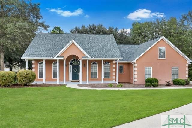 33 Sheridan Court, Ellabell, GA 31308 (MLS #257952) :: Keller Williams Coastal Area Partners