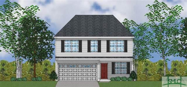 302 Wellstone Way, Richmond Hill, GA 31324 (MLS #257959) :: Keller Williams Realty Coastal Area Partners