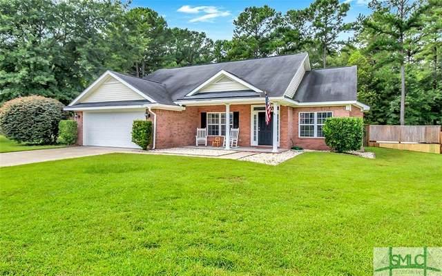 191 Huger Street, Rincon, GA 31326 (MLS #257965) :: The Arlow Real Estate Group