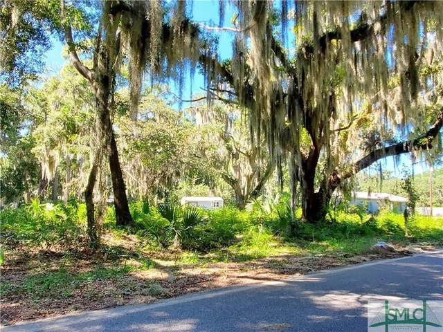 2201 Walthour Road, Savannah, GA 31410 (MLS #257970) :: Heather Murphy Real Estate Group