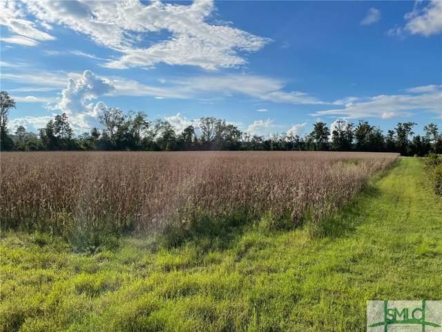 0 Grooms Lane, Guyton, GA 31312 (MLS #257972) :: The Arlow Real Estate Group