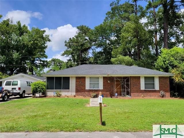 10 Chippewa Drive, Savannah, GA 31406 (MLS #257975) :: Keller Williams Realty Coastal Area Partners