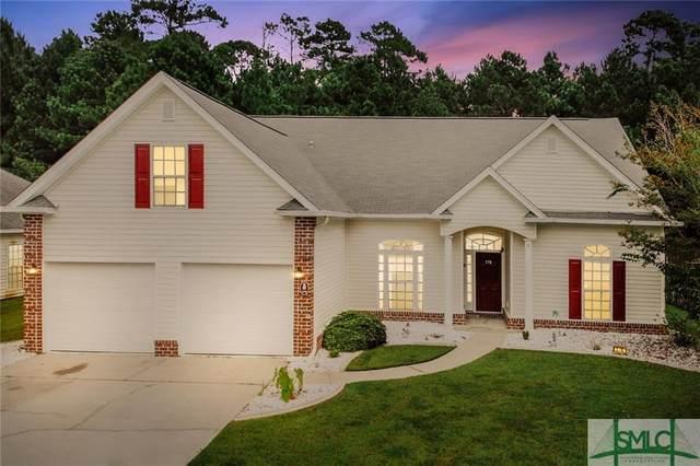 378 Stonebridge Circle, Savannah, GA 31419 (MLS #257978) :: The Allen Real Estate Group