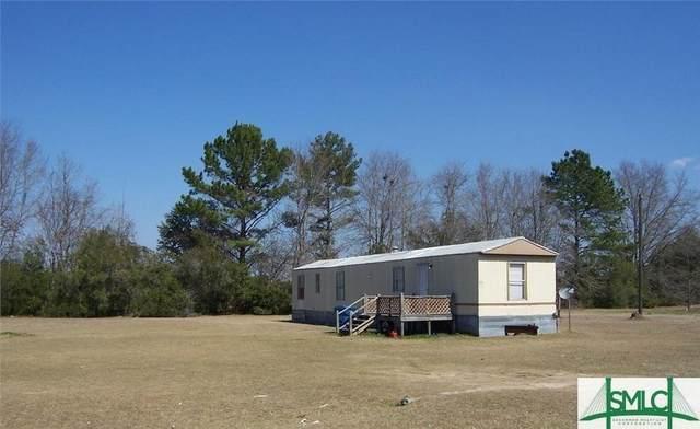 128 Miles Park Road, Pembroke, GA 31321 (MLS #257980) :: Keller Williams Coastal Area Partners