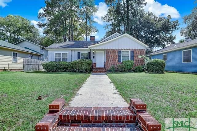 1715 E 31st Street, Savannah, GA 31404 (MLS #257981) :: The Allen Real Estate Group