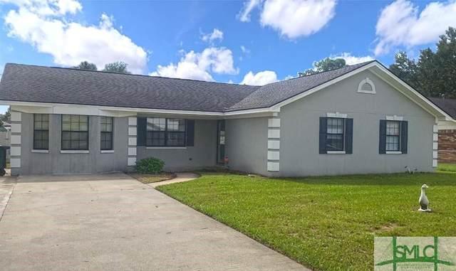 235 Whitetail Circle, Hinesville, GA 31313 (MLS #257990) :: The Arlow Real Estate Group