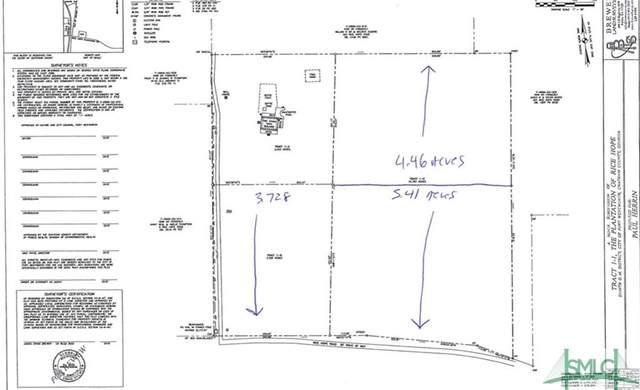300 Rice Hope Plantation Road Lot 3, Port Wentworth, GA 31407 (MLS #257994) :: The Arlow Real Estate Group