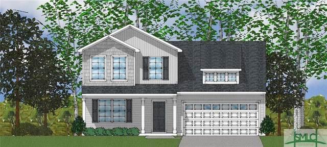 1093 Waybridge Way, Richmond Hill, GA 31324 (MLS #257996) :: Luxe Real Estate Services