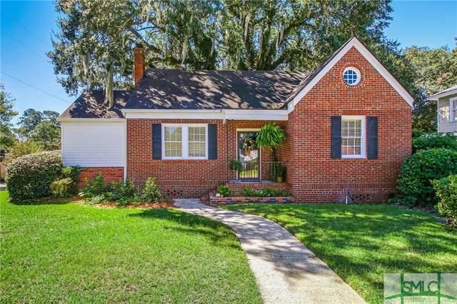 1413 E 51st Street, Savannah, GA 31404 (MLS #257998) :: Statesboro Real Estate