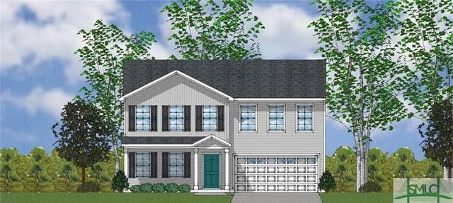 1115 Waybridge Way, Richmond Hill, GA 31324 (MLS #258001) :: Luxe Real Estate Services