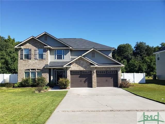 947 Oak Crest Drive, Hinesville, GA 31313 (MLS #258002) :: The Arlow Real Estate Group