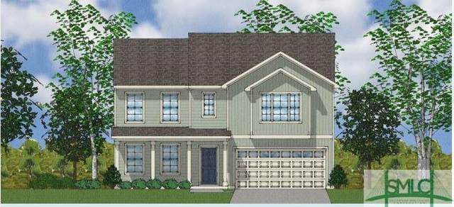 1076 Waybridge Way, Richmond Hill, GA 31324 (MLS #258005) :: Luxe Real Estate Services