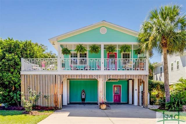 132 Pelican Drive, Tybee Island, GA 31328 (MLS #258008) :: Heather Murphy Real Estate Group