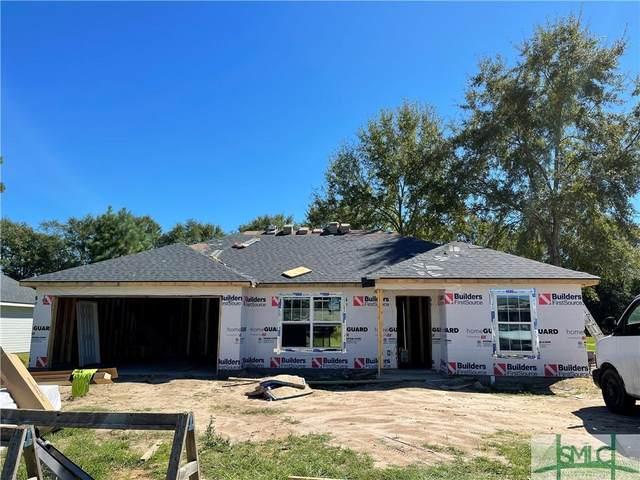 207 Bull Street, Glennville, GA 30427 (MLS #258010) :: Keller Williams Realty Coastal Area Partners