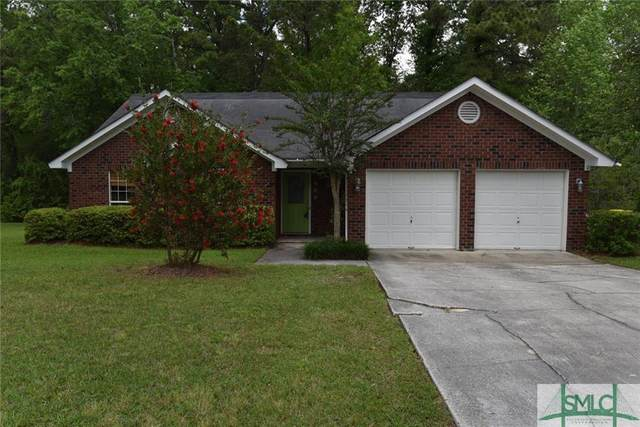 429 Hermitage Drive, Richmond Hill, GA 31324 (MLS #258012) :: Keller Williams Realty Coastal Area Partners