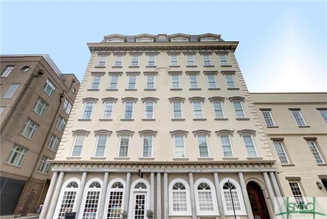 5 Whitaker Street #203, Savannah, GA 31401 (MLS #258014) :: Statesboro Real Estate